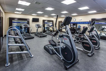 Health club | Hampton Inn & Suites-Wichita/Airport, KS