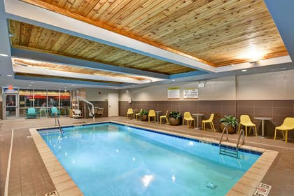 Pool   Home2 Suites by Hilton Lafayette