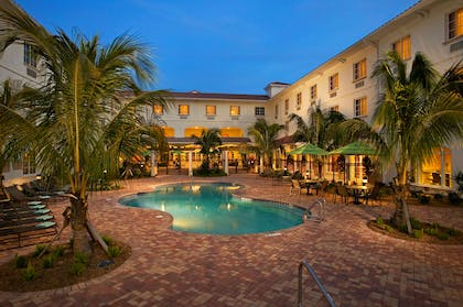 Pool | Hilton Garden Inn at PGA Village / Port St. Lucie
