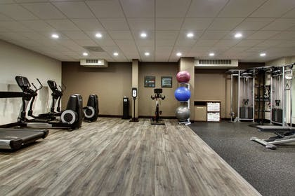 Health club | DoubleTree by Hilton Mt. Vernon
