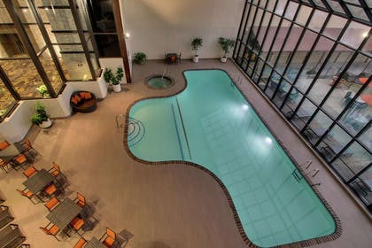 Pool | DoubleTree by Hilton Mt. Vernon