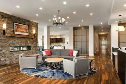 Lobby | Homewood Suites By Hilton Worcester