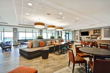 Lobby | Home2 Suites by Hilton Pigeon Forge