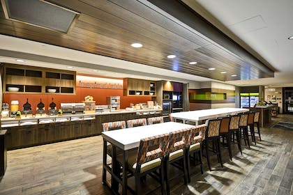 Breakfast Area | Home2 Suites by Hilton Pigeon Forge
