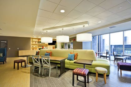 Lobby | Home2 Suites by Hilton Rapid City