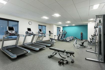 Health club | Homewood Suites by Hilton San Jose North