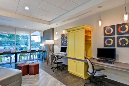 Business Center | Home2 Suites by Hilton Tampa USF Near Busch Gardens