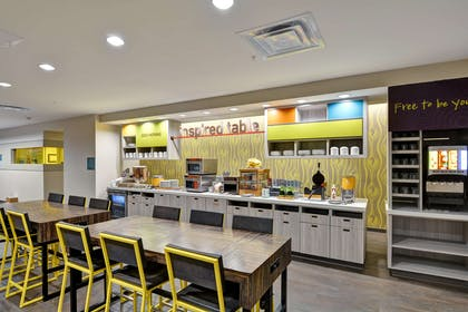 Restaurant | Home2 Suites by Hilton Tampa USF Near Busch Gardens