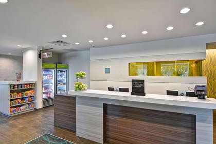 Reception | Home2 Suites by Hilton Tampa USF Near Busch Gardens