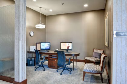 Business Center | Homewood Suites by Hilton New Hartford Utica