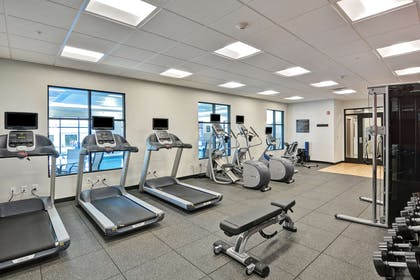 Health club fitness center gym | Homewood Suites by Hilton New Hartford Utica