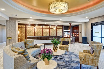 Reception | Homewood Suites by Hilton New Hartford Utica