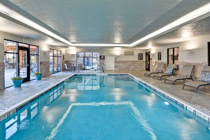 Pool | Homewood Suites by Hilton New Hartford Utica