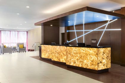 Reception | DoubleTree by Hilton Toronto Airport West