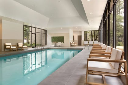 Pool   DoubleTree by Hilton Toronto Airport West