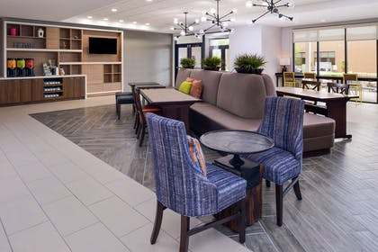 Lobby | Home2 Suites by Hilton Merrillville