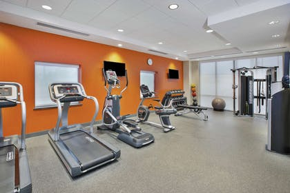 Health club fitness center gym   Home2 Suites by Hilton Pittsburgh Area Beaver Valley