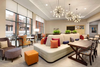Lobby | Home2 Suites Hilton Birmingham Downtown