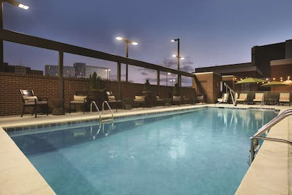 Pool | Home2 Suites Hilton Birmingham Downtown