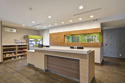 Reception | Home2 Suites by Hilton Fairview/Allen