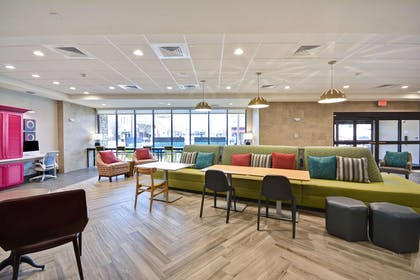 Lobby | Home2 Suites by Hilton Fairview/Allen