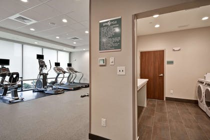 Health club | Home2 Suites by Hilton Fairview/Allen