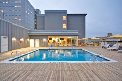 Pool | Home2 Suites by Hilton Dallas Downtown at Baylor Scott & White
