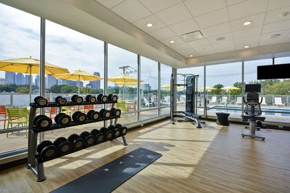 Health club | Home2 Suites by Hilton Dallas Downtown at Baylor Scott & White