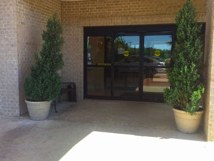 Lobby Entrance | Americas Best Value Inn & Suites Livingston