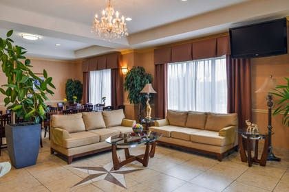 Lobby | Americas Best Value Inn & Suites Livingston
