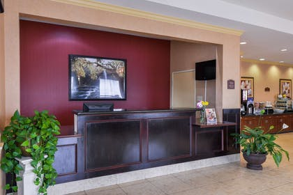 Front Desk | Americas Best Value Inn & Suites Livingston