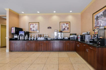 Breakfast Area | Americas Best Value Inn & Suites Livingston