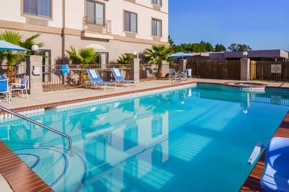 Pool | Americas Best Value Inn & Suites Livingston