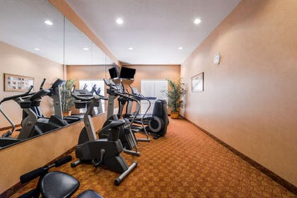 Fitness Center | Americas Best Value Inn & Suites Livingston