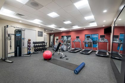 Health club fitness center gym | Homewood Suites by Hilton Fayetteville, NC