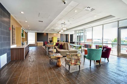 Lobby | Home2 Suites by Hilton Columbus Downtown