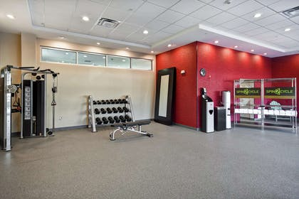Health club | Home2 Suites by Hilton Columbus Downtown