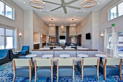 Lobby | Homewood Suites by Hilton West Bank Gretna