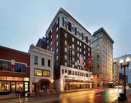 Exterior | Hyatt Place Knoxville Downtown