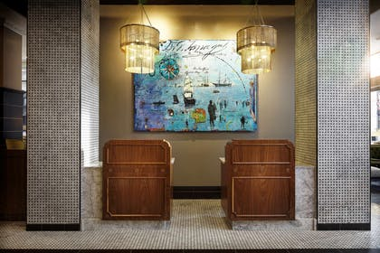 Lobby | Hyatt Place Knoxville Downtown