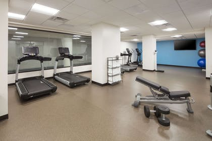 Health Club | Hyatt Place Knoxville Downtown