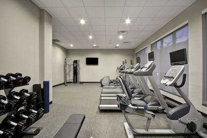 Health club | Homewood Suites by Hilton Raleigh Cary I-40