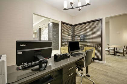 Business Center | Homewood Suites by Hilton Raleigh Cary I-40