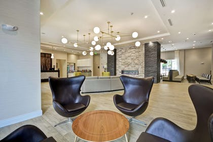 Lobby | Homewood Suites by Hilton Raleigh Cary I-40