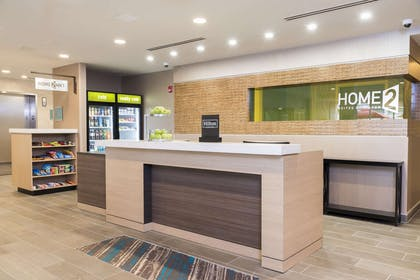 Reception | Home2 Suites Hilton Louisville Downtown NuLu