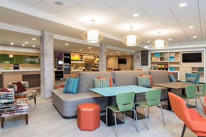 Lobby | Home2 Suites Hilton Louisville Downtown NuLu