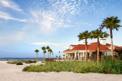 Exterior | Beach Village at The Del, Curio Collection by Hilton
