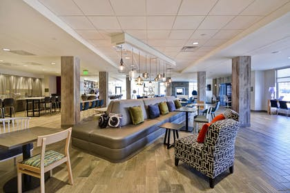Lobby | Home2 Suites by Hilton Perrysburg Levis Commons Toledo