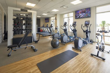 Health club | Embassy Suites by Hilton St. Augustine Beach Oceanfront Resort