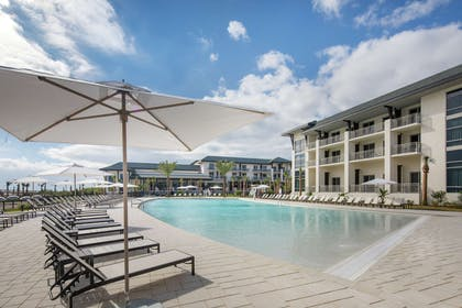 Pool | Embassy Suites by Hilton St. Augustine Beach Oceanfront Resort